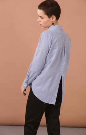 Рубашка Синяя Trends Brands Base