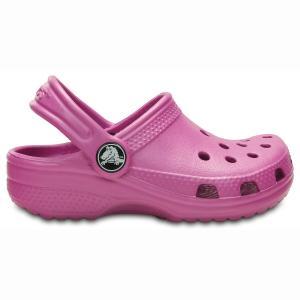 Сабо  Classic Kids CROCS. Цвет: розовый