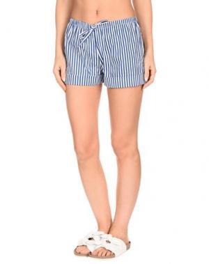 Пляжные брюки и шорты BLUMARINE BEACHWEAR. Цвет: синий