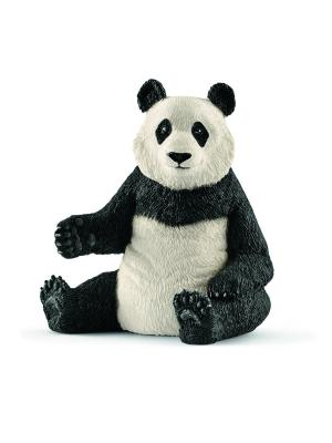 Гигантская панда, самка SCHLEICH. Цвет: черный, белый