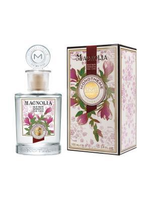 Magnolia Туалетная вода 100 мл, для женщин Monotheme. Цвет: светло-зеленый