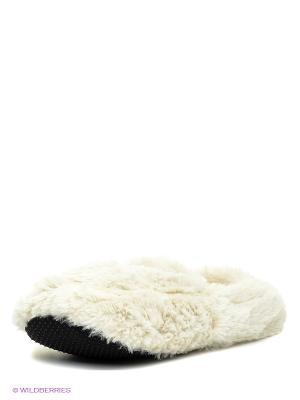 Тапочки-грелки Cozy Body Warmies. Цвет: молочный