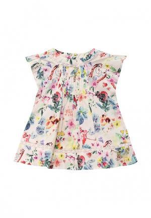 Блуза Maloo. Цвет: разноцветный