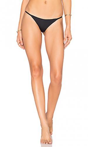 Низ shiloh Frankies Bikinis. Цвет: черный