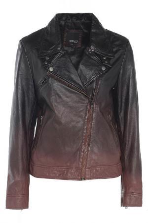 Куртка Barneys originals. Цвет: красный