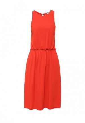 Платье Morgan. Цвет: оранжевый