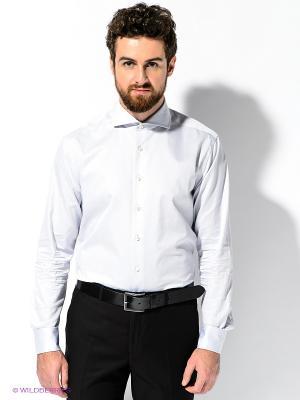 Рубашка ARROW. Цвет: светло-серый