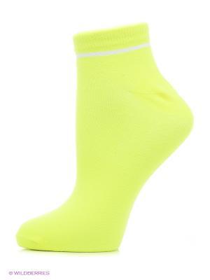 Носки Infinity Lingerie. Цвет: желтый