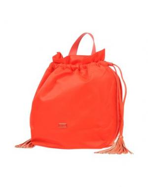 Рюкзаки и сумки на пояс PATRIZIA PEPE. Цвет: оранжевый