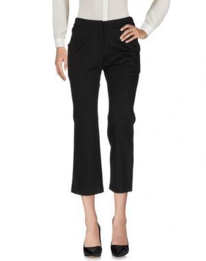 Повседневные брюки SCOOTERPLUS. Цвет: черный