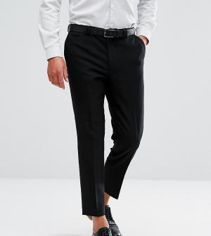 Noak Фланелевые брюки суженного книзу кроя. Цвет: черный