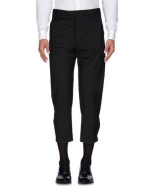 Повседневные брюки MATTHEW MILLER. Цвет: черный