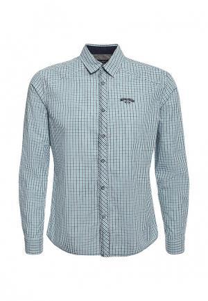 Рубашка Deblasio. Цвет: зеленый