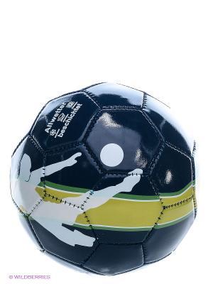 Мяч для мини-футбола Бразилия John. Цвет: темно-синий