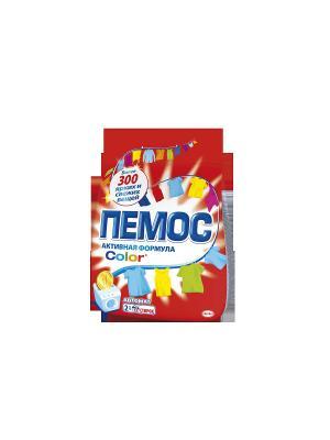 Пемос Колор 2кг Pemos. Цвет: красный