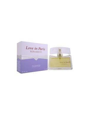 Love In Paris, Парфюмерная вода, 30 мл NINA RICCI. Цвет: белый, сиреневый