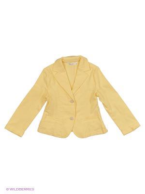 Пиджак Vitacci. Цвет: желтый