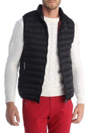 Vest GIORGIO DI MARE. Цвет: black