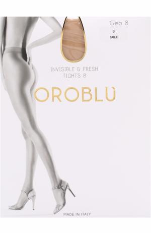 Капроновые колготки Oroblu. Цвет: светло-бежевый