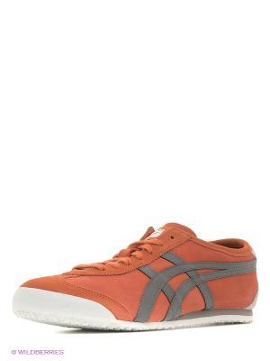 Спортивная обувь MEXICO 66 ONITSUKA TIGER. Цвет: красный, серый