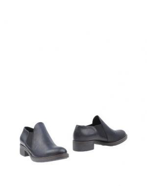 Ботинки ANGELA GEORGE. Цвет: темно-синий