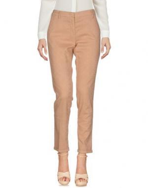 Повседневные брюки AT.P.CO. Цвет: телесный