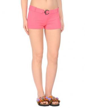 Пляжные брюки и шорты FISICO. Цвет: коралловый
