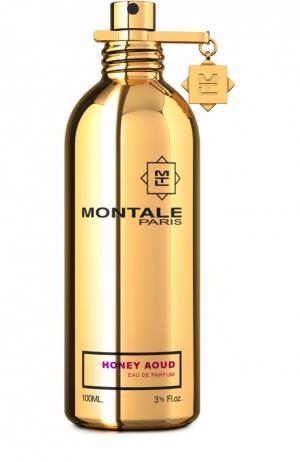 Парфюмерная вода Honey Aoud Montale. Цвет: бесцветный