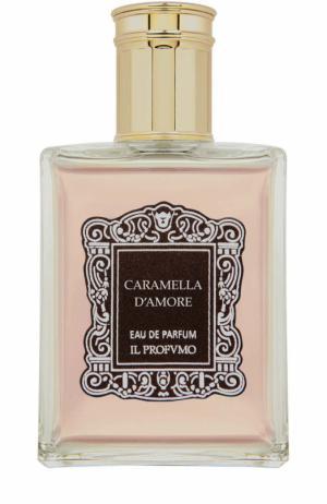 Парфюмерная вода Caramella DAmore Il Profvmo. Цвет: бесцветный