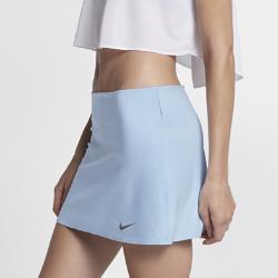 Теннисная юбка Court Power Spin Nike. Цвет: синий
