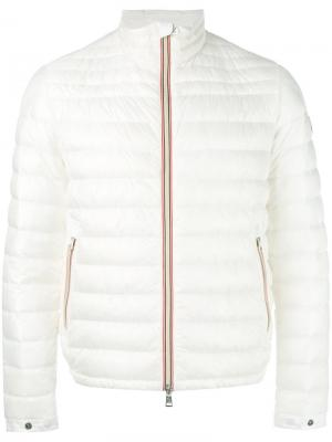 Classic padded jacket Moncler. Цвет: белый