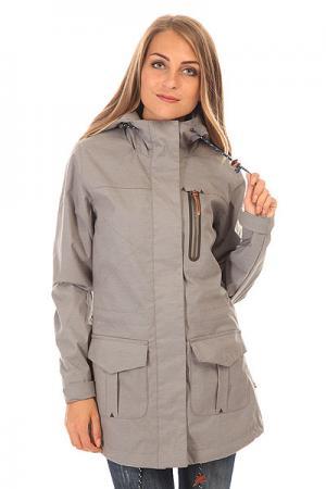 Куртка женская  Nordic Grey Picture Organic. Цвет: серый