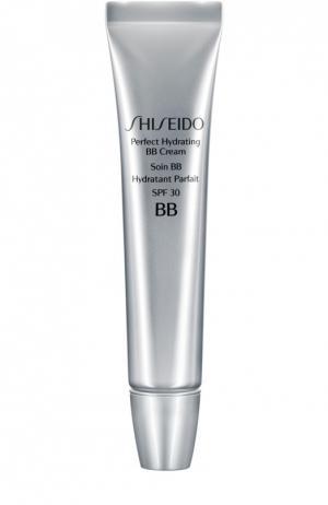 BB-крем Идеальное увлажение Shiseido. Цвет: бесцветный