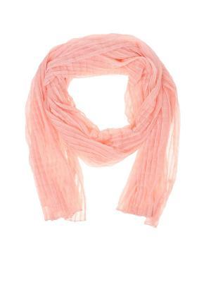 Палантин Migura. Цвет: розовый, коралловый