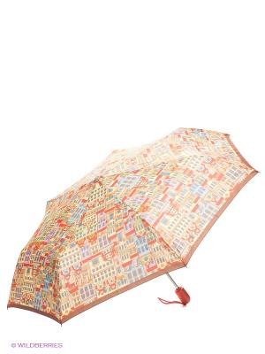 Зонт Airton. Цвет: желтый, синий, красный