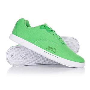 Кеды кроссовки низкие  Cali X-Green K1X. Цвет: зеленый