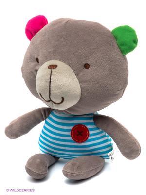 Развивающая игрушка Обучающий Бобби bobby&friends. Цвет: серый