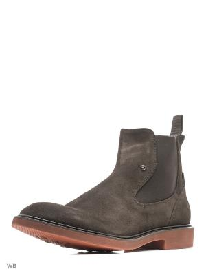 Ботинки MERCEDES-BENZ. Цвет: коричневый