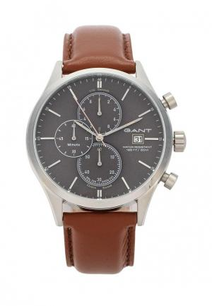 Часы Gant. Цвет: коричневый