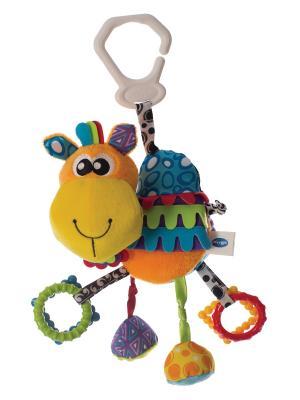 Подвеска Верблюд Playgro. Цвет: оранжевый, голубой, желтый