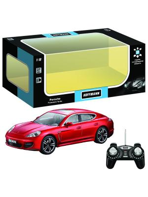 Машина р/у Porsche Panamera Turbo 1:18 HOFFMANN. Цвет: красный