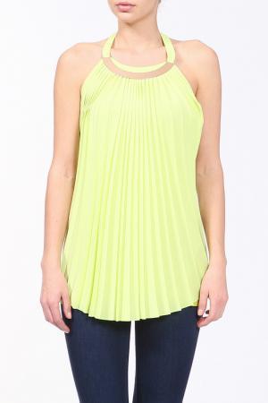 Блуза D.Exterior. Цвет: желтый