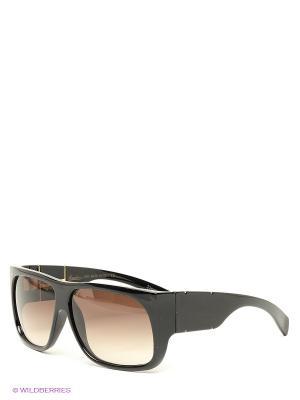 Солнцезащитные очки B 229 C1 Borsalino. Цвет: черный