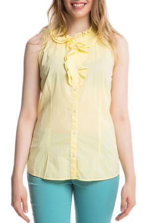 Сорочка U.S. Polo Assn.. Цвет: 820 желтый