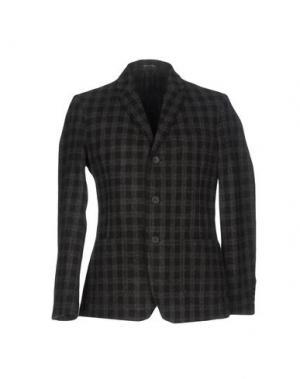 Пиджак GUYA G.. Цвет: стальной серый