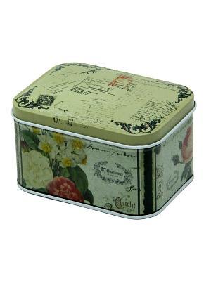 Коробка для безделушек и мелочей Готика Magic Home. Цвет: зеленый