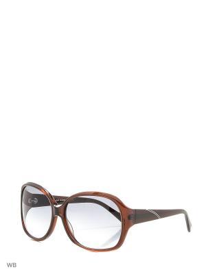 Солнцезащитные очки IS 11-197 07P Enni Marco. Цвет: коричневый