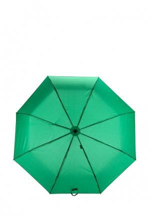 Зонт складной Labbra. Цвет: зеленый