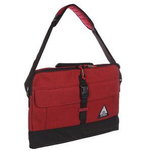 Сумка для ноутбука  Ruck Slim Case Red Ogio. Цвет: бордовый