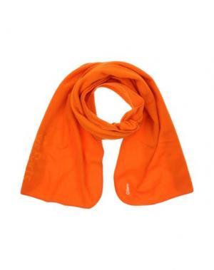 Шарф BARTS. Цвет: оранжевый